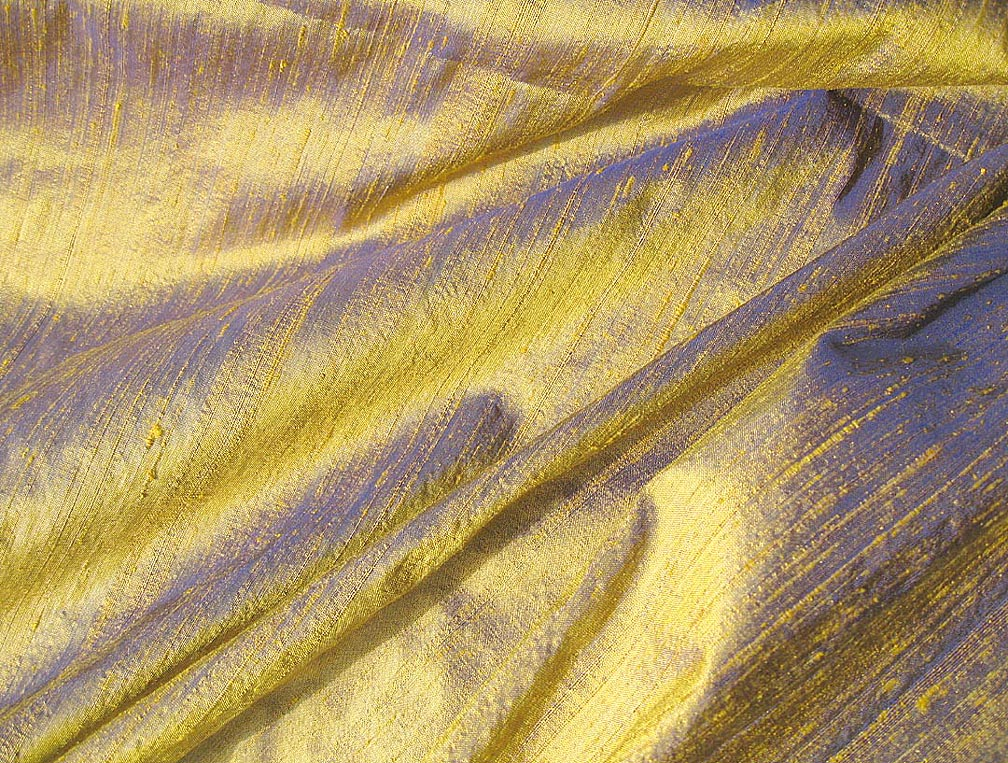 how to draw silk fabric