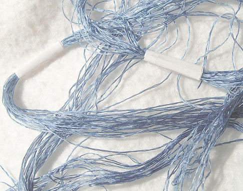 Lilac Brilliant Filament Silk Embroidery Floss