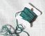 Brilliant Emerald Green Filament Silk Floss Six Strand