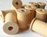 12 New Large Empty Blank Wood Spools Smooth
