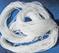 Bright White Fine Pure Merino Wool Thread