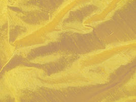 Sunshine Yellow Silk