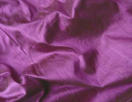 Amethyst Purple Iridescent Dupioni Silk Fabric