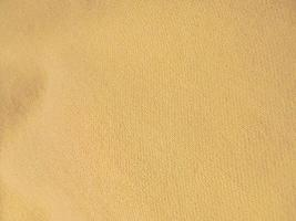 Goldenrod Yellow Hand Dyed Felted Wool Fabric