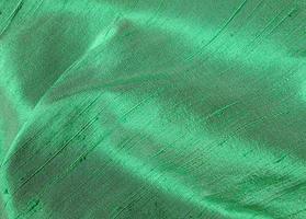 Spring Green Pearl Iridescent Silk Dupioni
